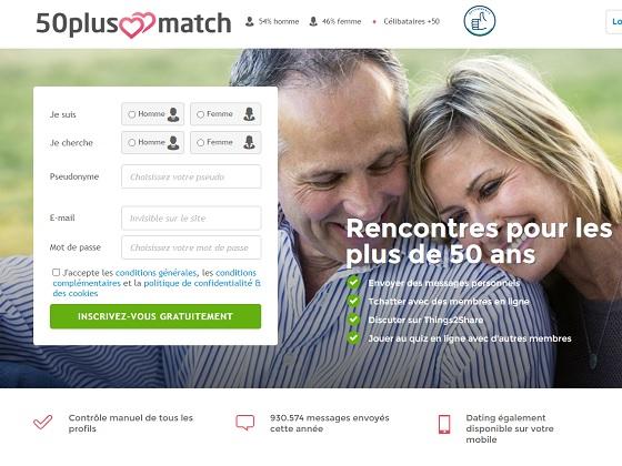 50plusmatch (belgique)