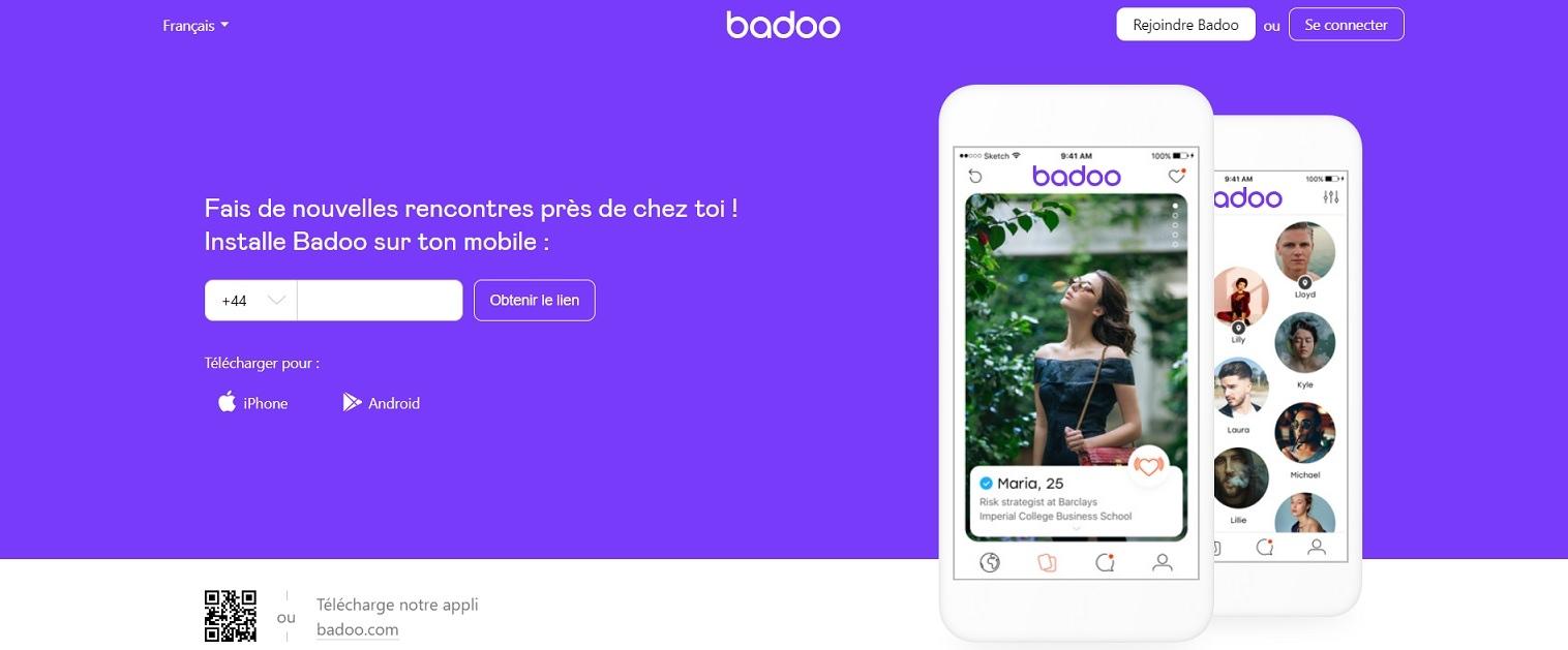 Présentation du site de rencontre Badoo